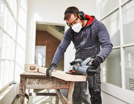 Personal Protective Equipment for use at work & home
