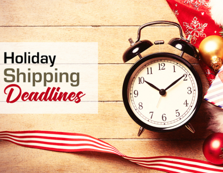 How to communicate holiday deadlines for your Customers