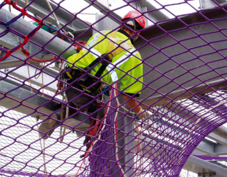 Know Your safety Nets in Construction Sites
