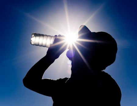 Working in a Heatwave: 10 Safety tips