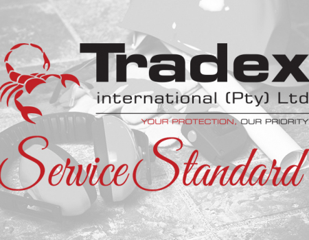 Tradex International Service Standard