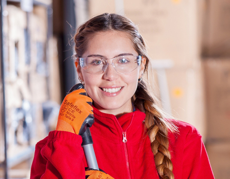 History of PPE: Eye Protection