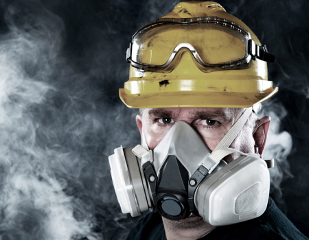 The importance of respiratory protection