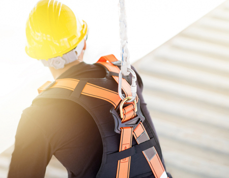 Fall protection maintenance