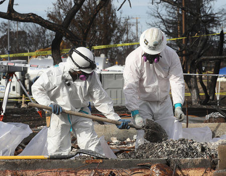 How to be protected from asbestos exposure