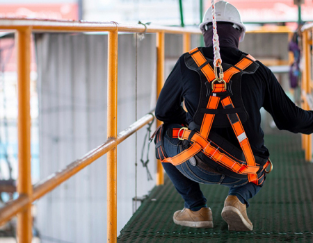 How to conduct a harness inspection