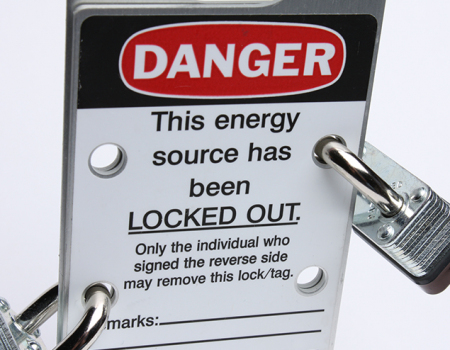 Lockout/Tagout explained