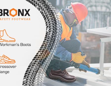 Brand Focus: Bronx Safety Footwear