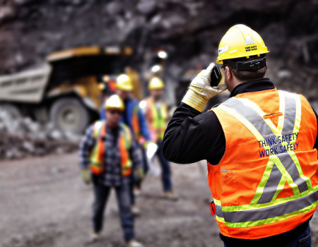 Mining Safety and Protective Clothing